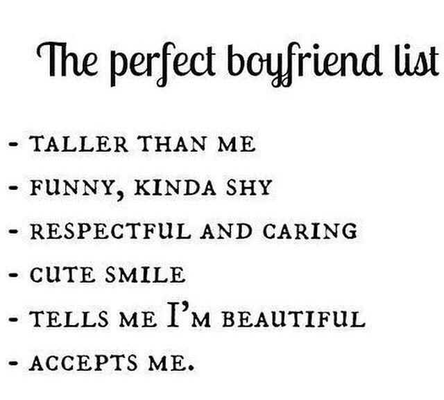 Future Boyfriend | Perfect boyfriend list, Boyfriend quotes ...