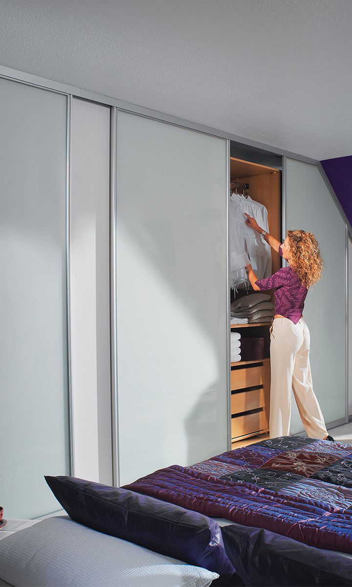 Transform Your Closets With Sliding Doors By Specialty