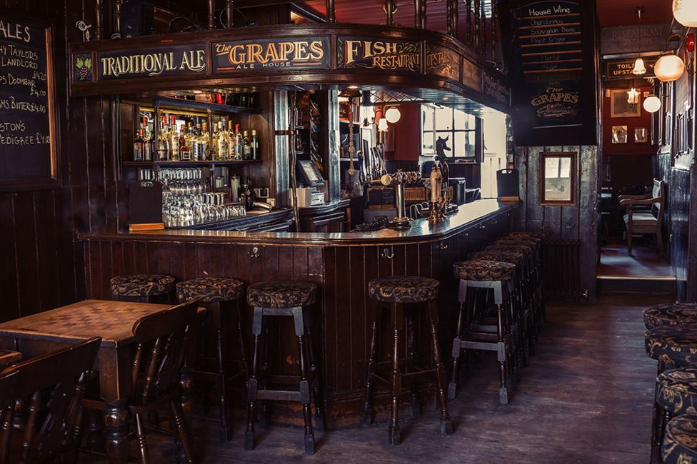 Tales from the bar - a tour of London\'s \'great pubs\'   Bar, House ...