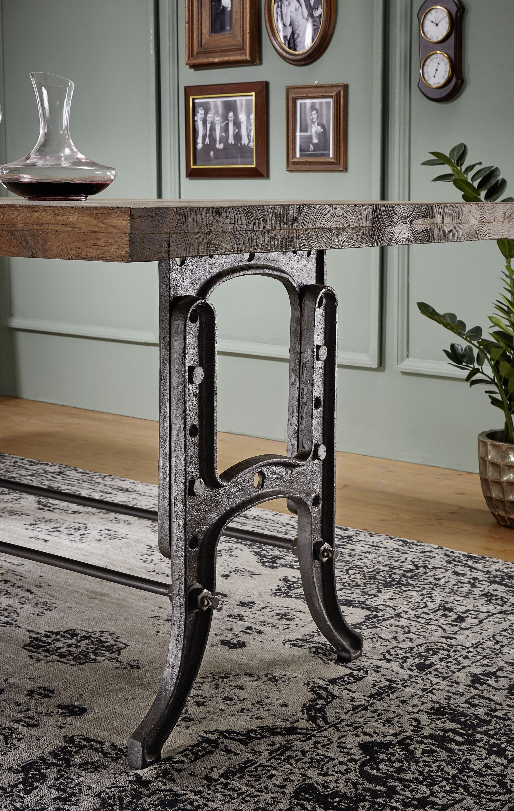 20er Jahre Möbel Versandfrei Kaufen Esstisch Vintage