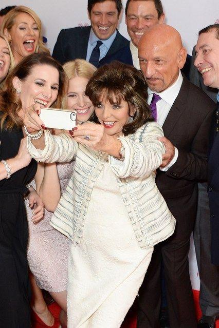 Oscars Selfie: Put Your Face in Ellen DeGenere's Celebrity ...