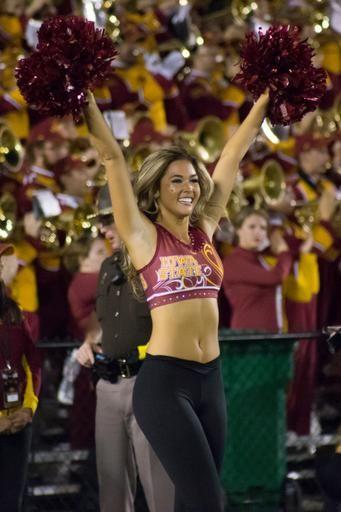 sexy Isu Cheerleader