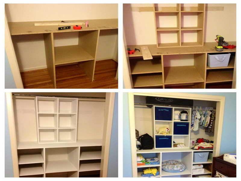 Diy Closet Storage Ideas IDI Design