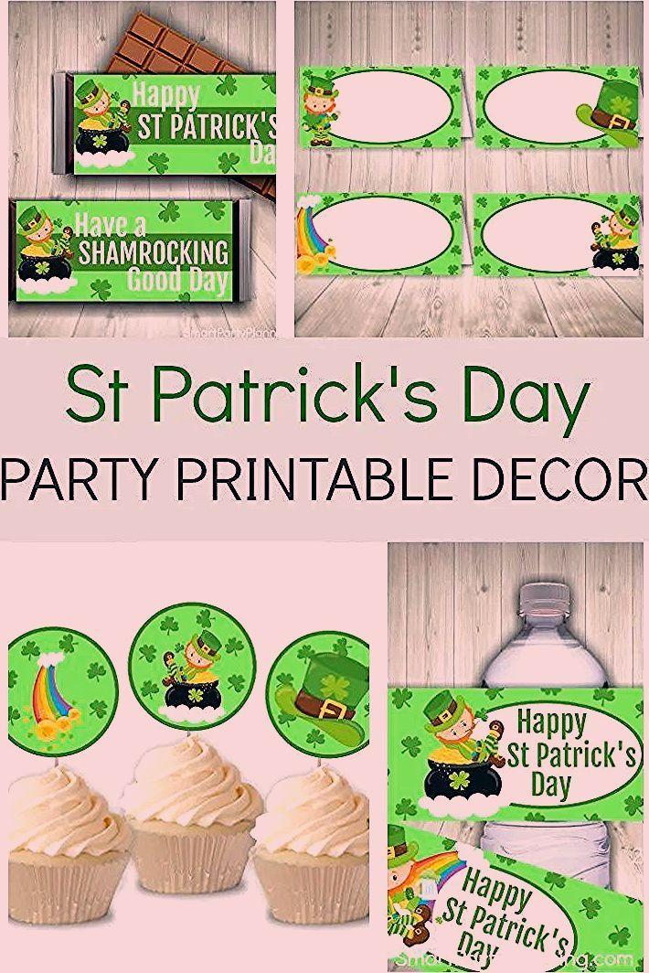 Photo of St Patrick's Day Printable Decor