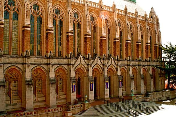 #Universidad de Washington