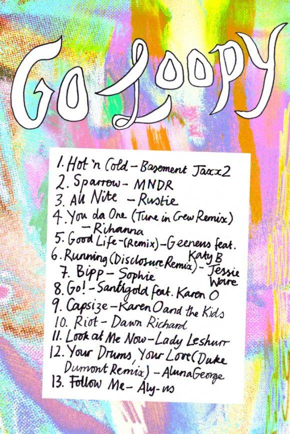 Friday Playlist Go Loopy Music Mood Music Lyrics Song Playlist