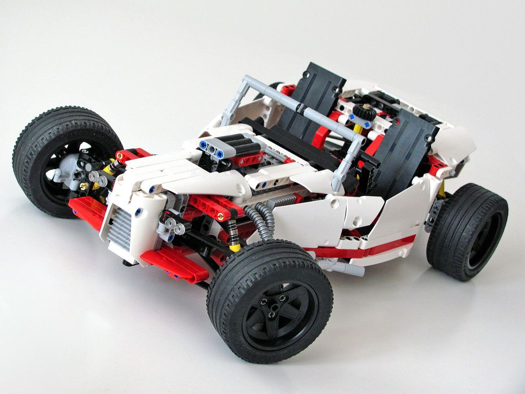 Building Instructions For Nathanal Kuipers 42000 C Model Lego