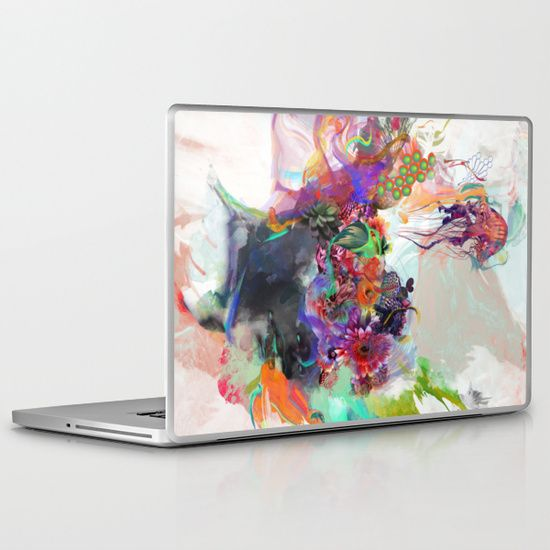 Awake Laptop & iPad Skin