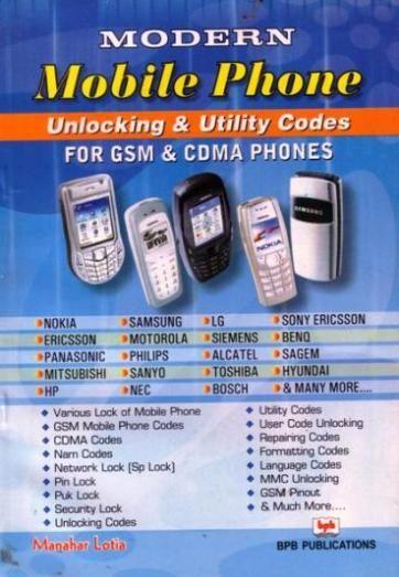 Modern Mobile Phone Unlocking & Utility Codes | Programming