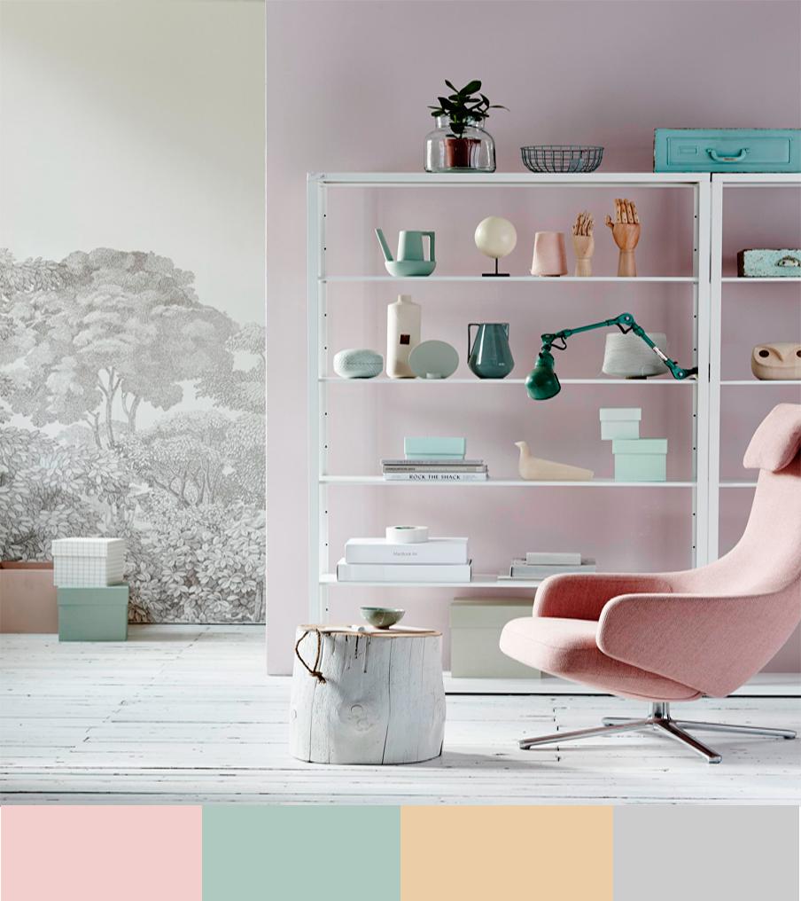 Decorar combinando colores decoracion de interiores for Combinar colores decoracion
