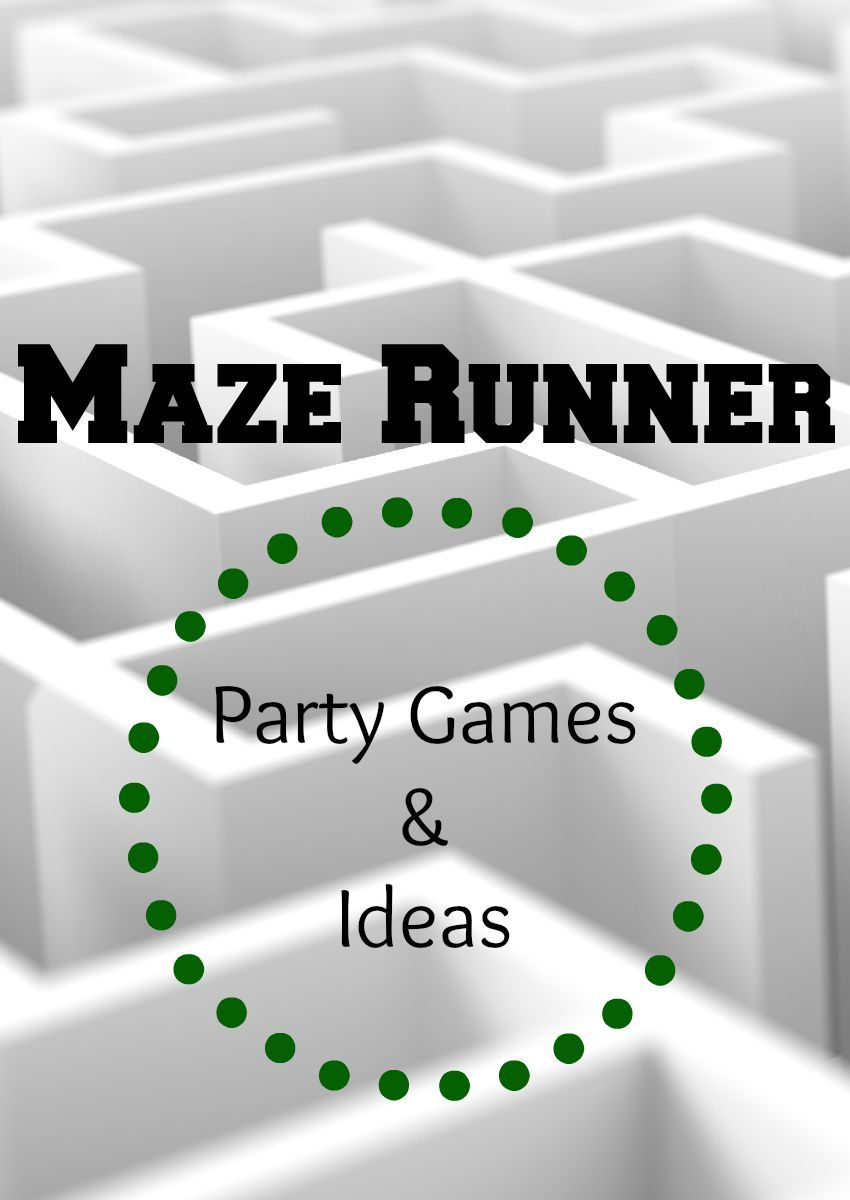 Get ready to celebrate the release of the new Scorch Trials movie with a  fun bash, complete with awesome Maze Runner party games for teenagers!
