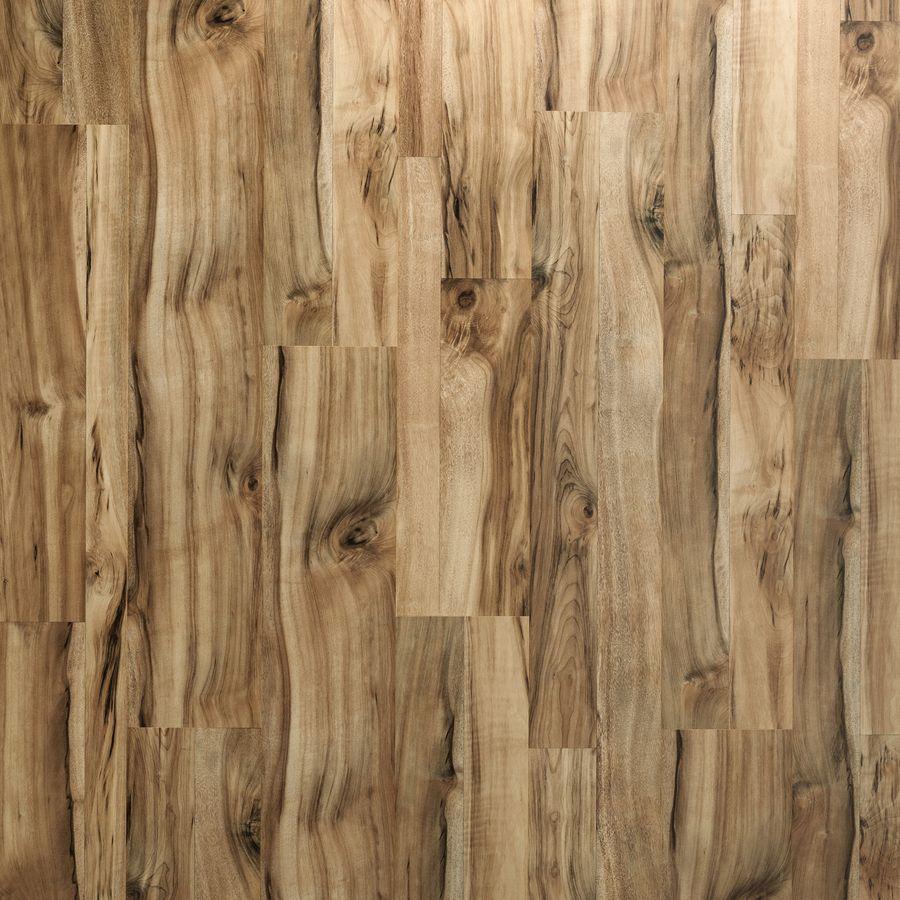 Acacia Hardwood Flooring: Shop Style Selections 7.6-in W X 4.23-ft L Natural Acacia