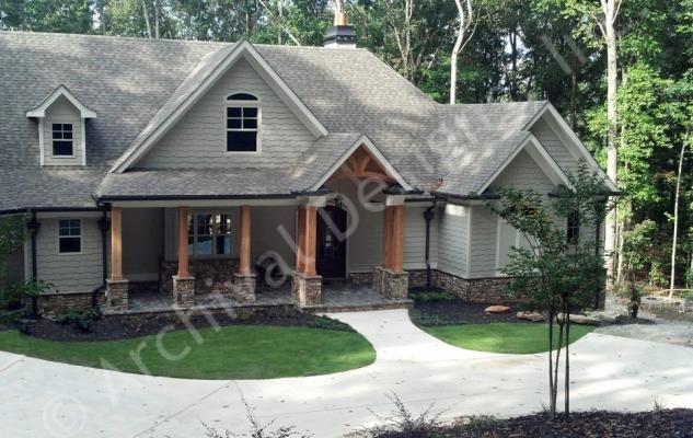 tres le fleur | ranch home plans | small luxury house plans | plan