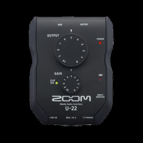 U22 Handy Audio Interface HomeRecordingStudios