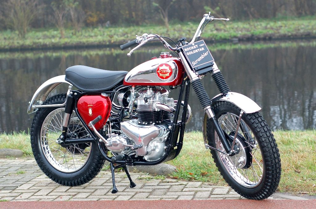 Photo By Fractalsource Classic Motorcycles Motorcycle Scrambler