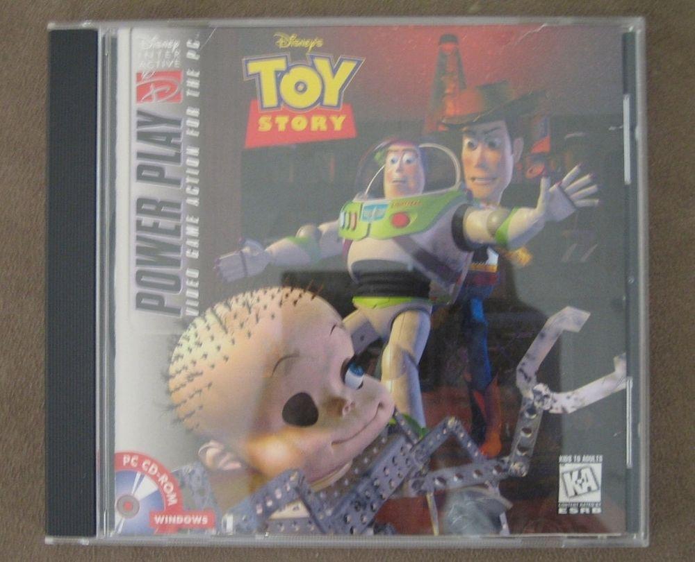 Disney toy story power play game pc disney toys toy