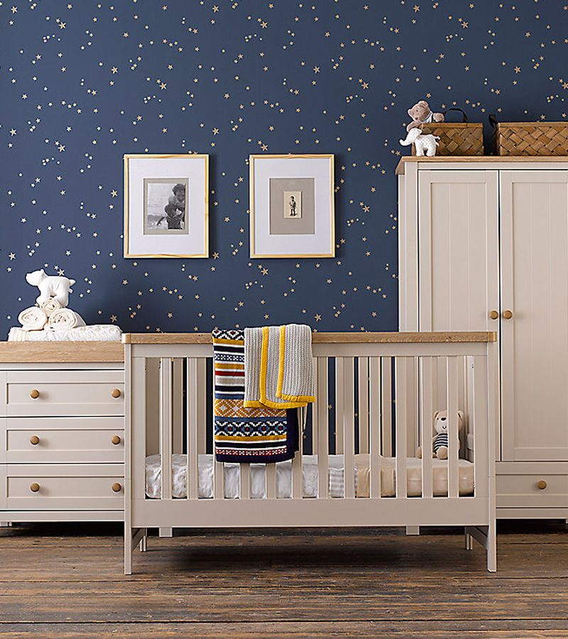 Mothercare Lulworth 3 Piece Furniture Set Littlesprogs Nursery Furniture Nursery Furniture Sets Baby Nursery Furniture Sets