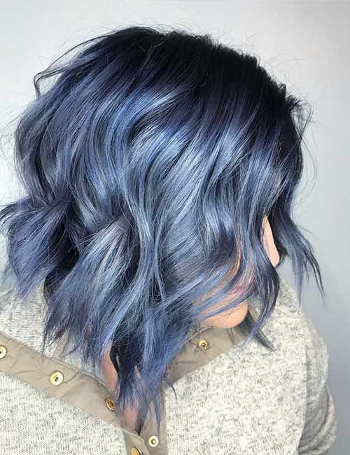 40 Perfect Hair Colors For Winter