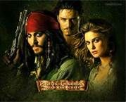 Pirates of Carribean...3 of my favorite actors/actress :)