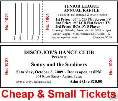link doesnu0027t work, but i like the wording Party Ideas - Plate Sale Ticket Template