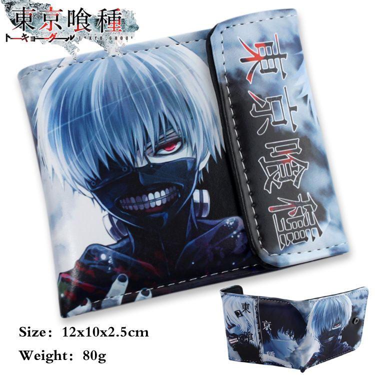 Tokyo Ghoul Wallet New Cosplay Anime