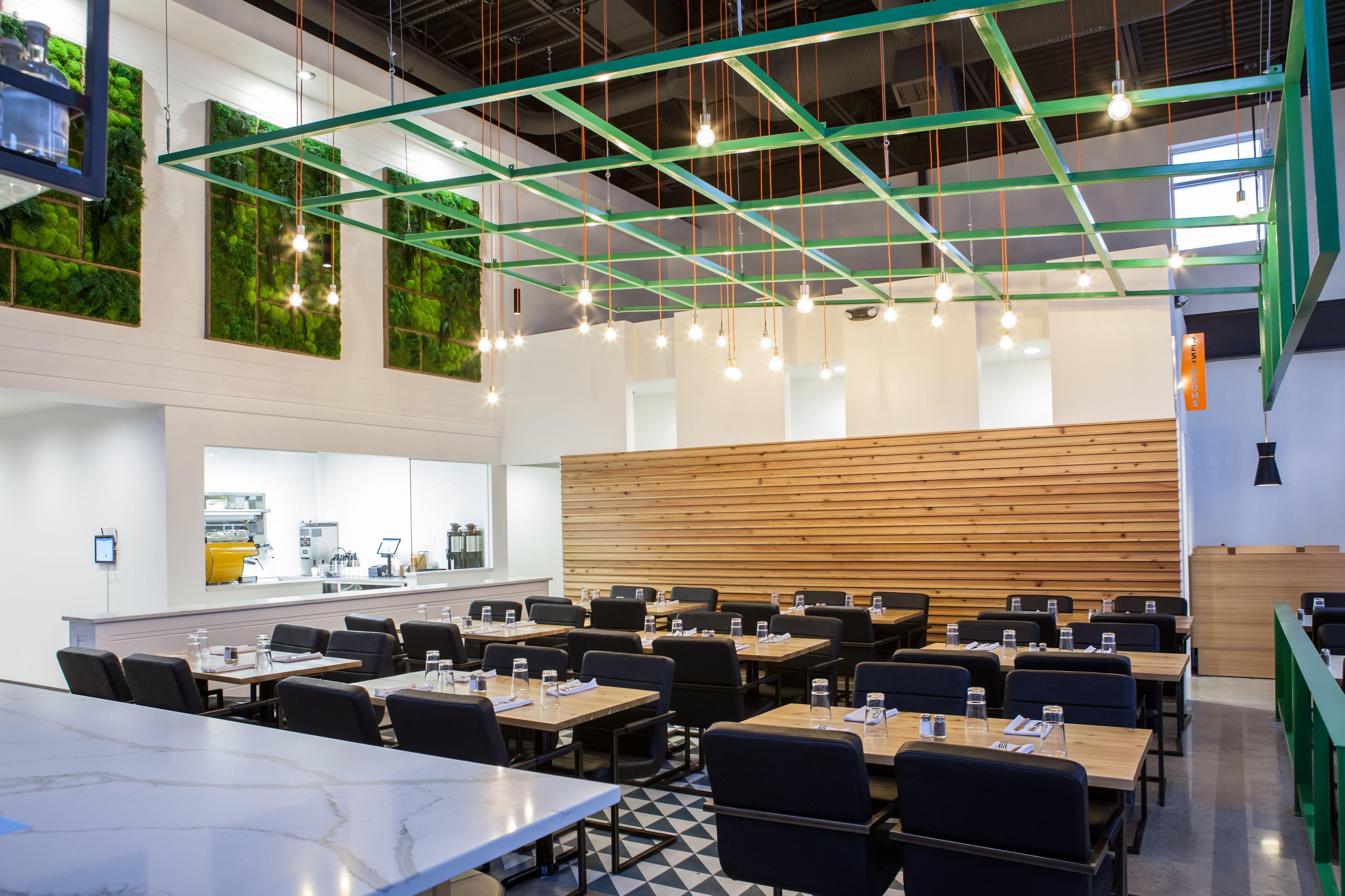 Everly restaurant food fight restaurant restaurant