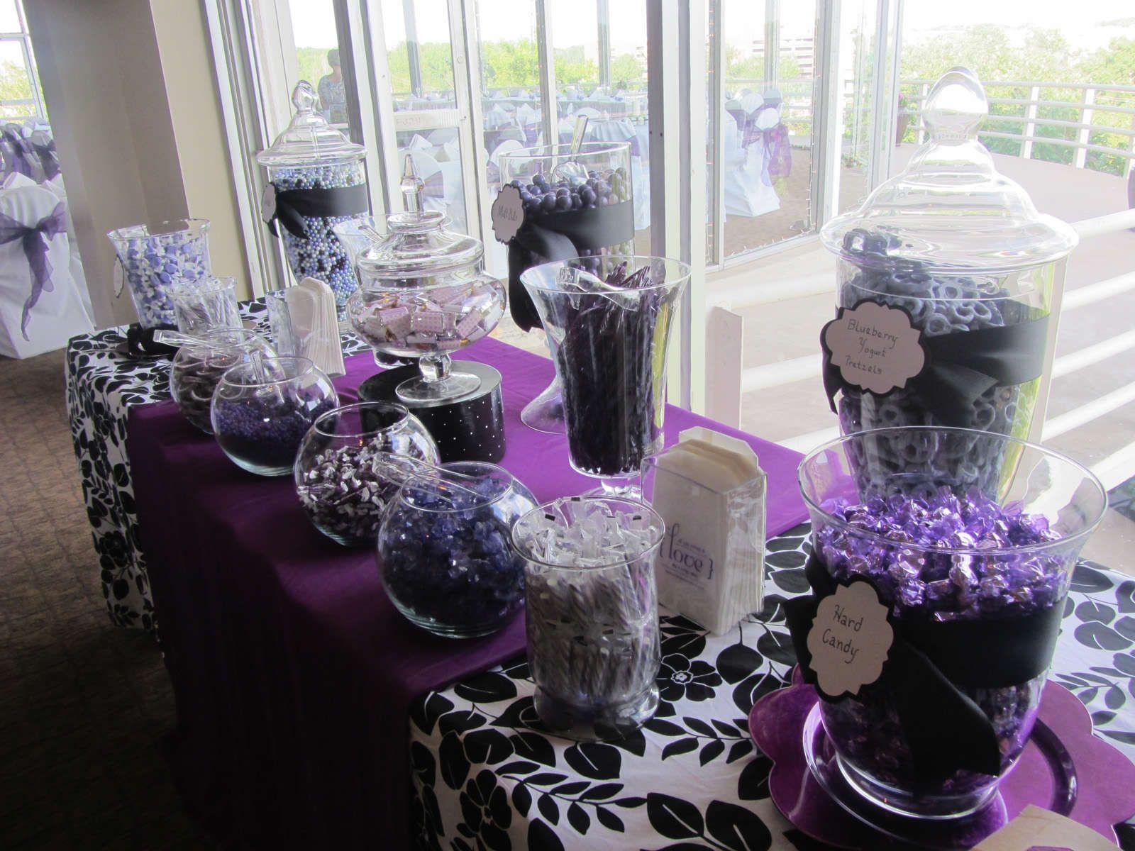 Purple Wedding Decorations Wedding Wedding Purple Wedding