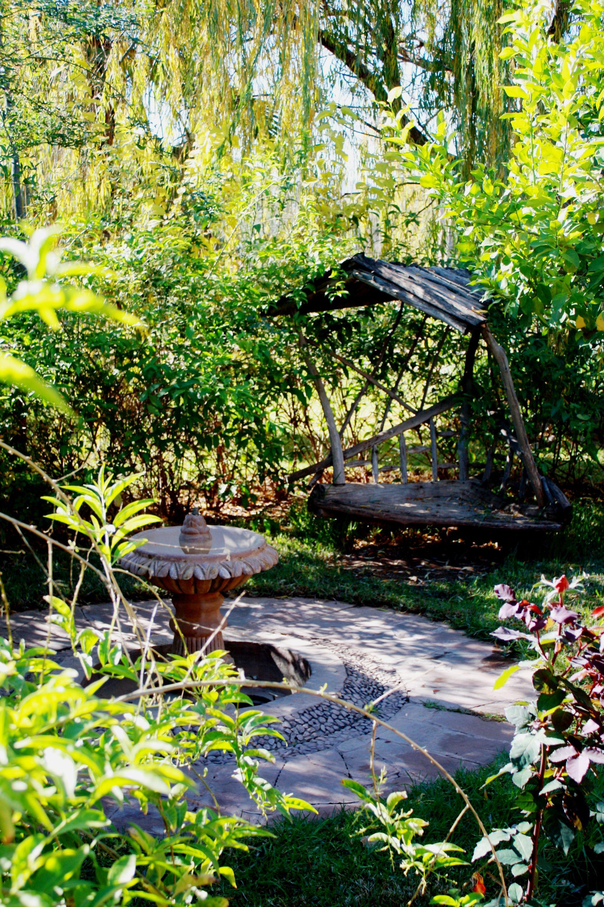 jardin bio aromatique dourika - Jardin Bio
