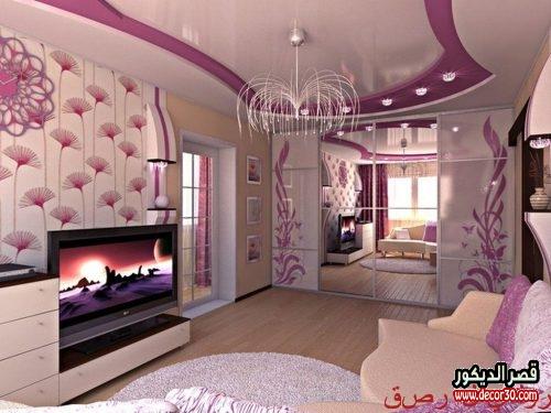 ديكورات جبس اسقف غرف نوم أفكار 2020 Gypsum Bedroom Decor قصر الديكور Holiday Room Classic Dining Room Modern Curtains