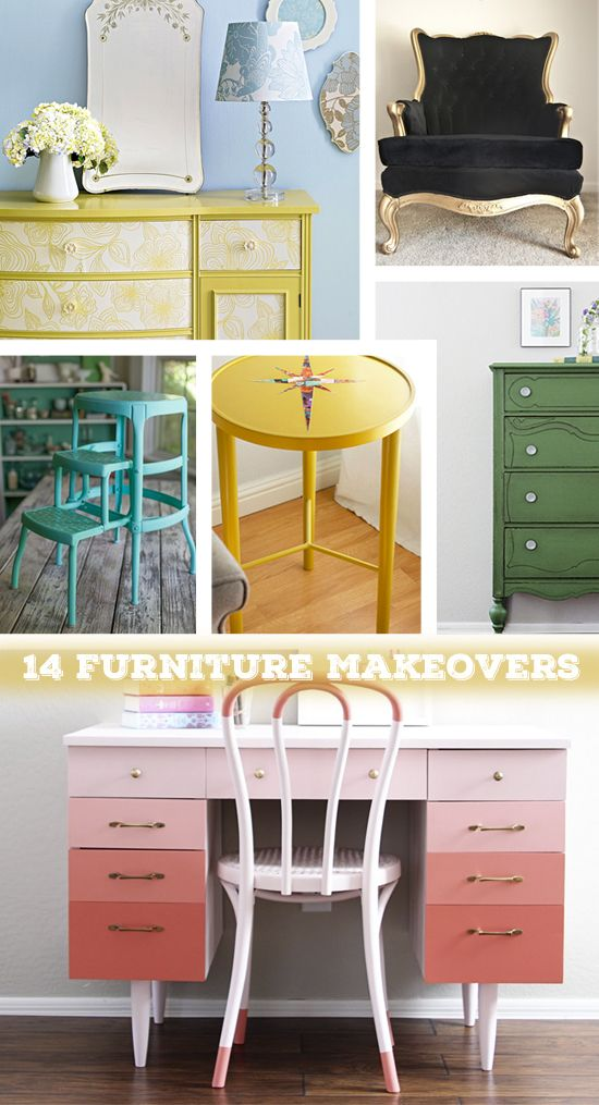 Trend: 14 Furniture Makeovers Do You Feel Like Your Home Needs A Little  Sprucing?