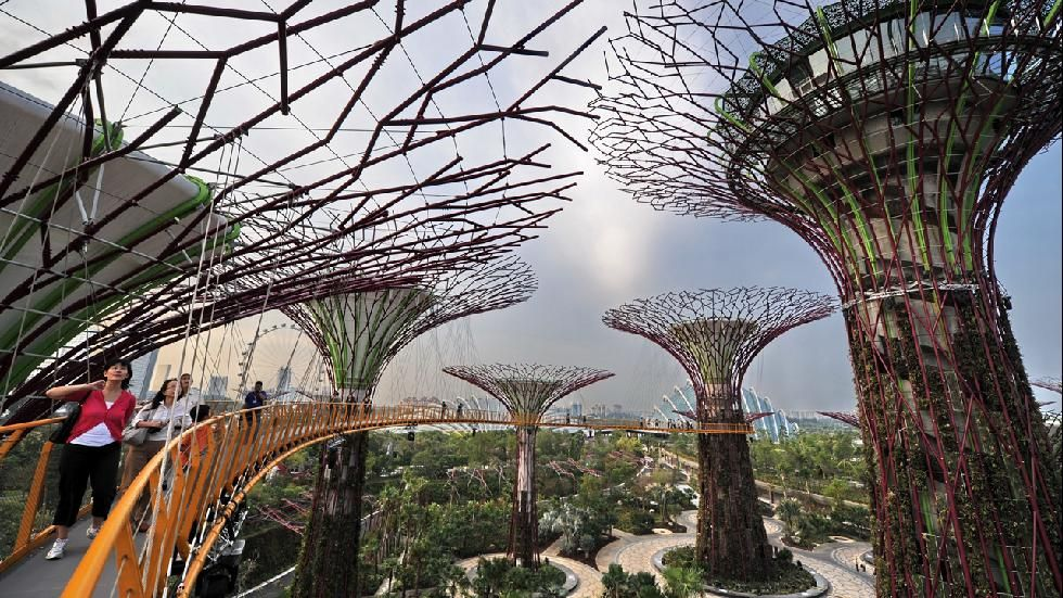 ba434250c189aeddcfe2688a3a75bce8 - How Long To See Gardens By The Bay