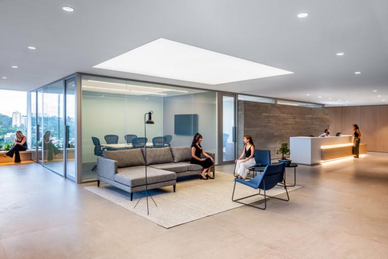 Aig015 Sem Logo Office Snapshots Modular Lounges Office Interiors Home Decor