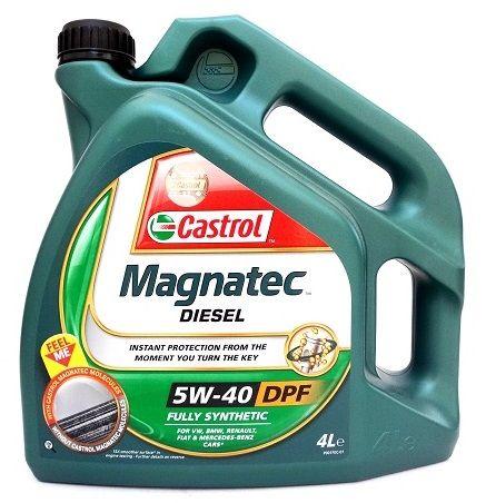 Castrol Magnatec Diesel 5w40 Dpf 4l Motorni Masla Boost Dish Soap Bottle Cleaning Supplies Dish Soap