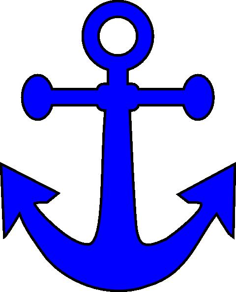 ship printables free anchor clip