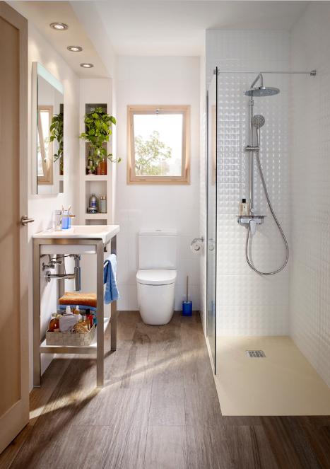 bañospequeños #pequeño #roca #baño #bathroom   Decoración de ...