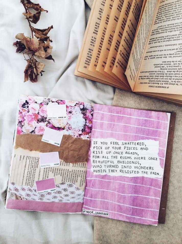 The Journal Diaries- Noor from Pakistan (Seaweed Kisses ...
