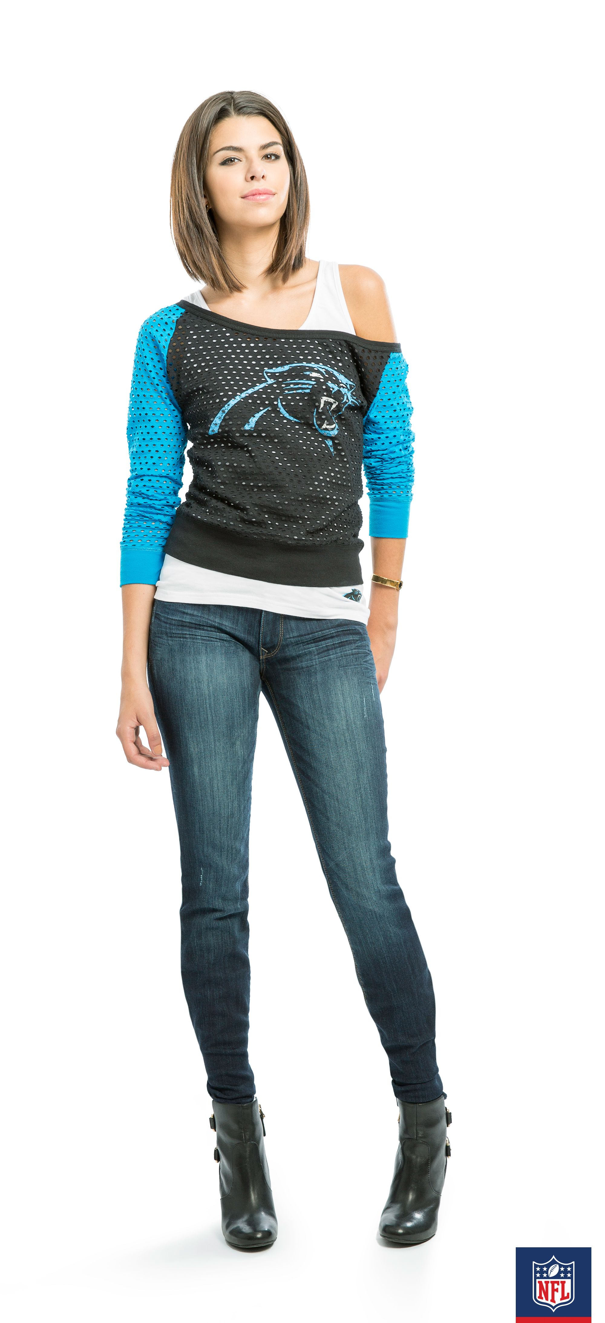 factory price c9853 97d55 Game day looks in North Carolina start with this black and ...