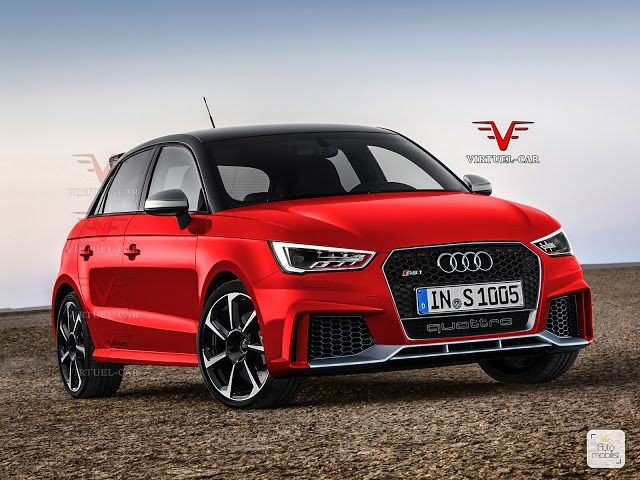 Rumors Indicate That Audi May Unveil 310 Horsepower Rs1 Audi Rs