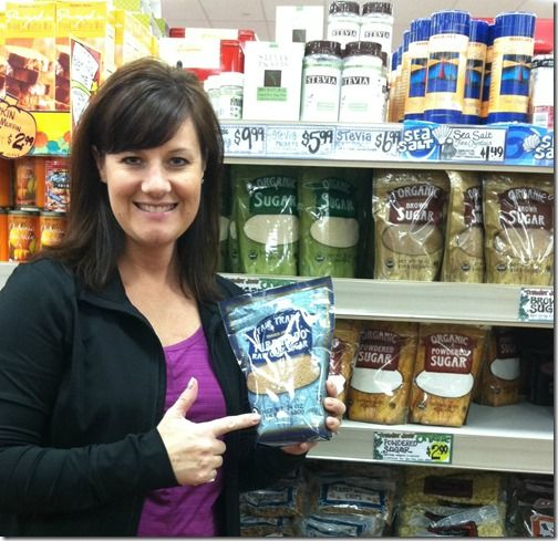 Clean Eating Step 3 : Swap refined sugar for natural sweeteners I love Trader Joes!