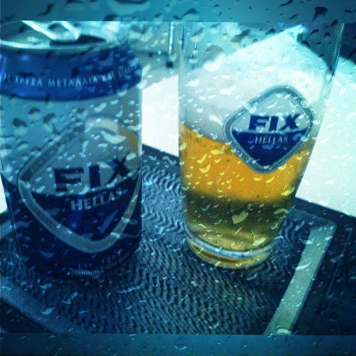 παγωμένη...   #fixbeer