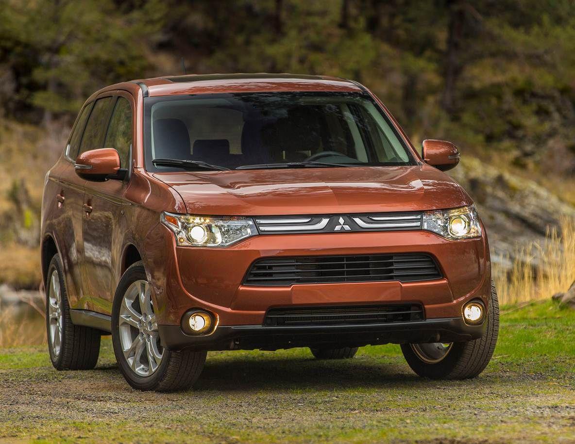 Mitsubishi outlander 2014 entre los 10 mejores veh culos en relaci n valor precio para kelley blue