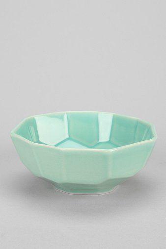 Magical Thinking Faceted Bowl Magical Thinking Bowl Ceramic Bowls