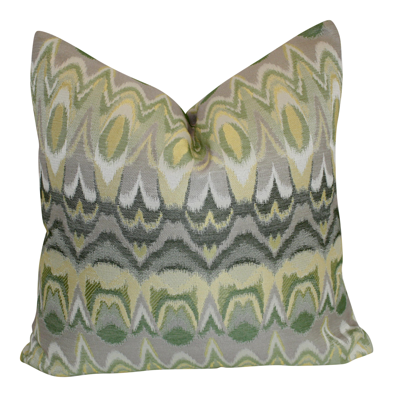 chevron tag nest fabric pillows signature interior chair missoni design pillow