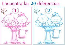 Juegos Para Baby Shower Printable Baby Shower Games In Spanish