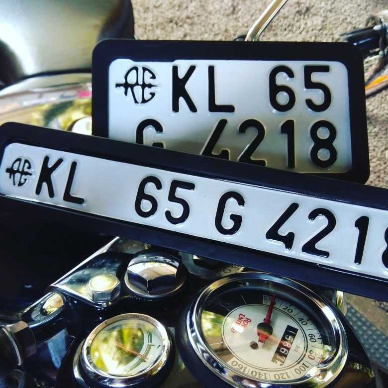 Bike Number Plate Online In 2020 Number Plate Number Plate