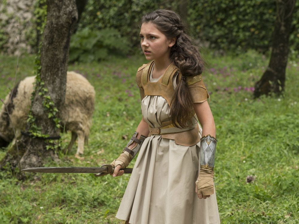 Young Wonder Woman Emily Carey Set For Anastasia Once Upon A