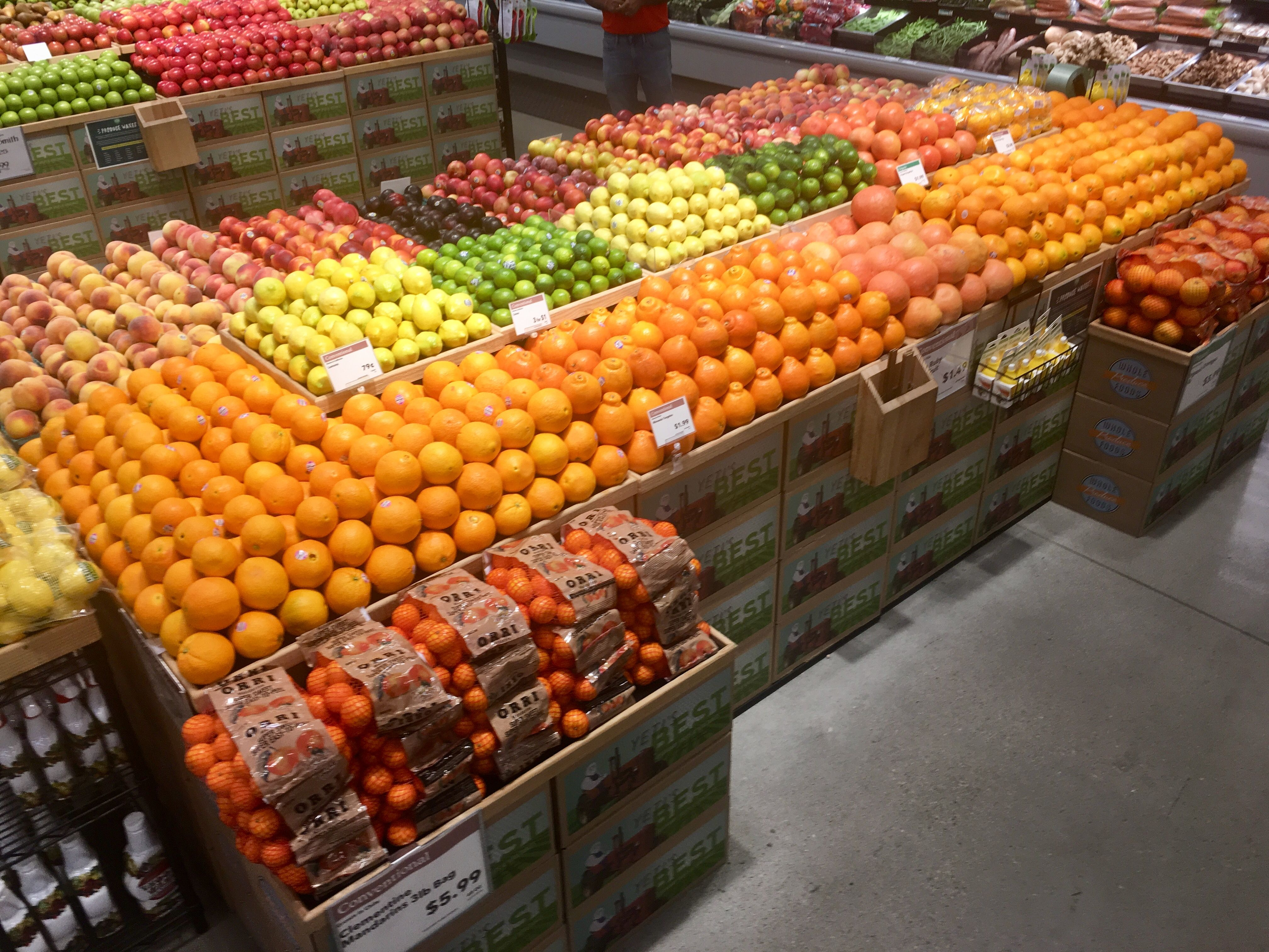 выкладка фруктов и овощей фото ребятишек