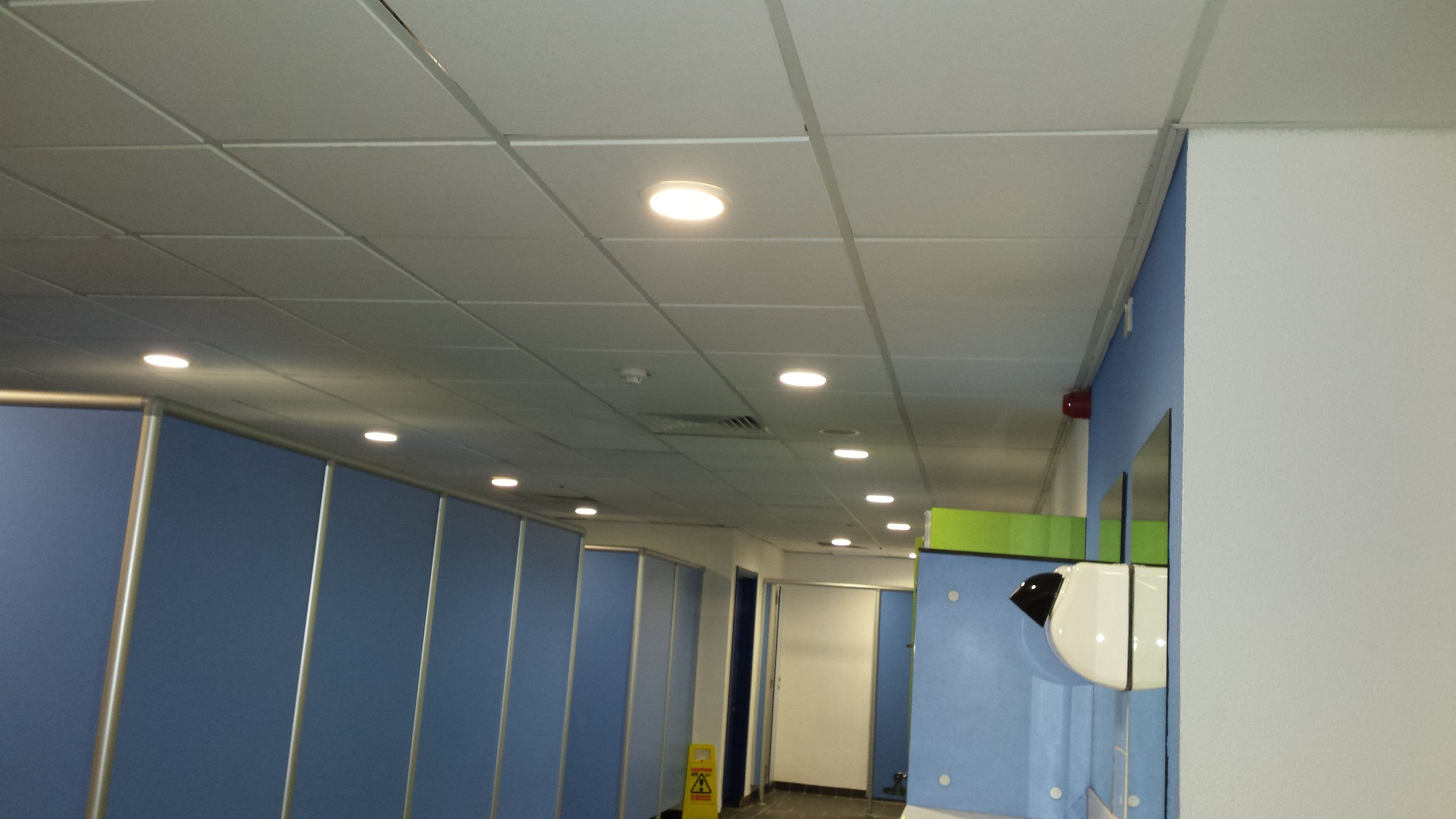 The Changing Rooms At Medway Park Sports Centre Are Now
