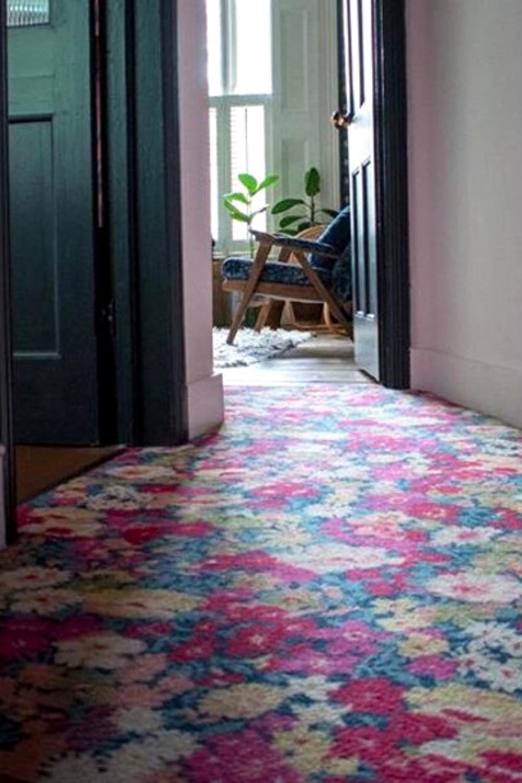 Quirky B Liberty Fabrics Flowers of Thorpe Summer Garden ...
