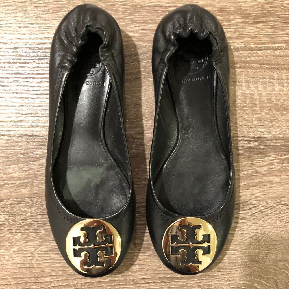 84c02b84bfc0 Tory Burch Minnie Travel Ballet Flat (Size 6.5) BRAND NEW  fashion  clothing   shoes  accessories  womensshoes  flats (ebay link)